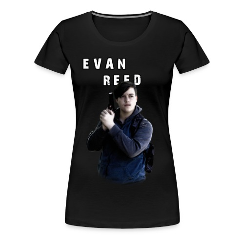 Evan Reed Women's Tee - Women's Premium T-Shirt