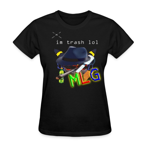 MLG Umbreon Female Shirt - Women's T-Shirt