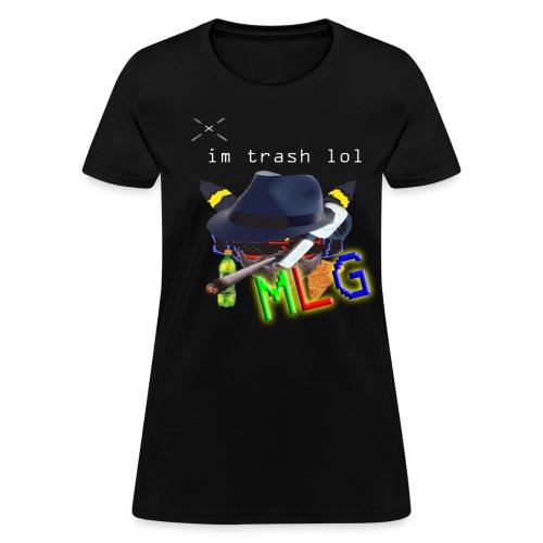 MLG Umbreon Female Shirt - Women's T-Shirt