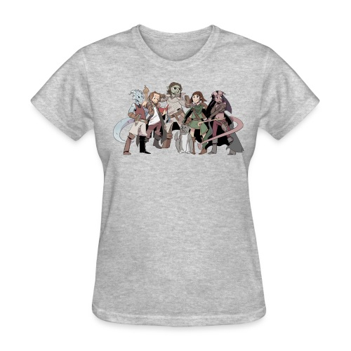 The Party - Women's T-Shirt