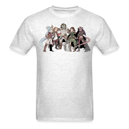 The Party - Men's T-Shirt