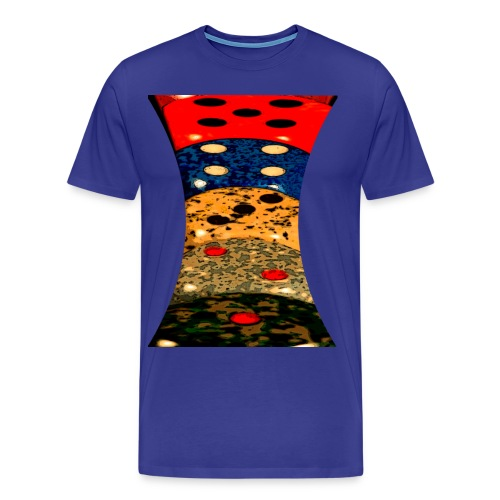 Dice - Men's Premium T-Shirt