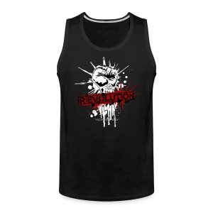 (R)EVOLUTION - Men's Premium Tank