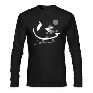 Twinkleface - Men's Long Sleeve T-Shirt by Next Level