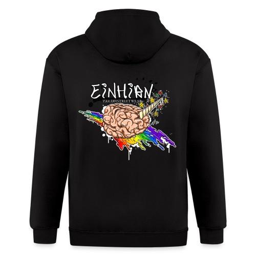 Einhirn - Men's Zip Hoodie