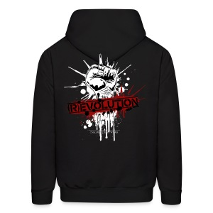 (R)EVOLUTION - Men's Hoodie