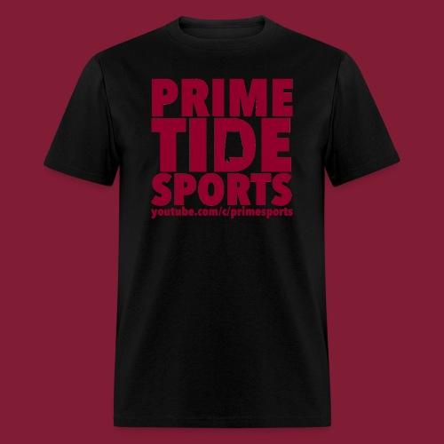 Black Prime Tide Sports T-Shirt - Men's T-Shirt