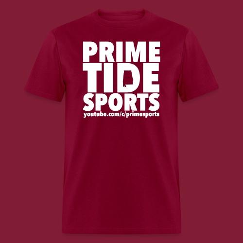Crimson Prime Tide Sports T-Shirt - Men's T-Shirt
