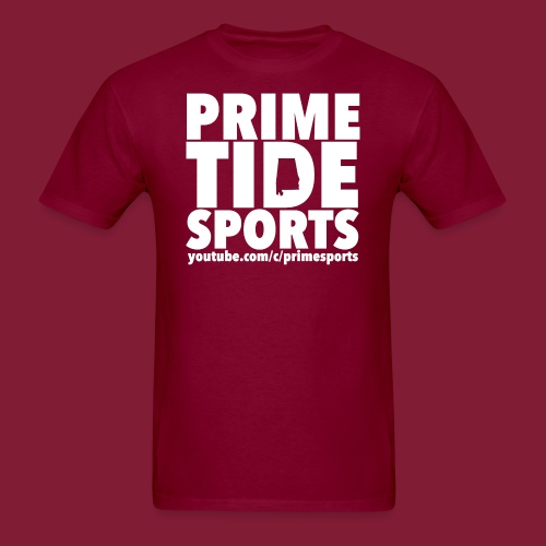 Crimson Prime Tide Sports T-Shirt - Men's T-Shirt