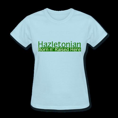 Hazletonian T-Shirt (WOMEN) - Women's T-Shirt