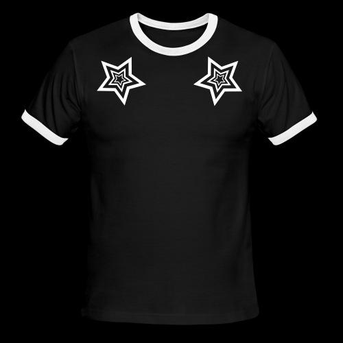 StarMaster by CyberSpaceVIP - Men's Ringer T-Shirt