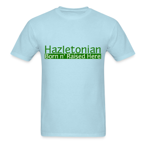 Hazletonian T-Shirt (MEN) - Men's T-Shirt