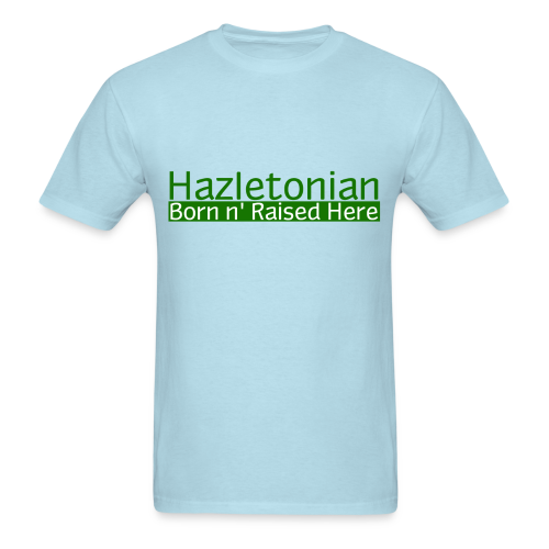 Hazletonian T-Shirt (MEN) - Men's T-Shirt