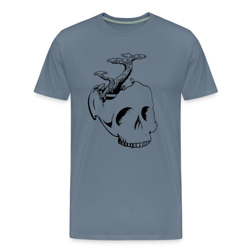 OG Skull - Men's Premium T-Shirt