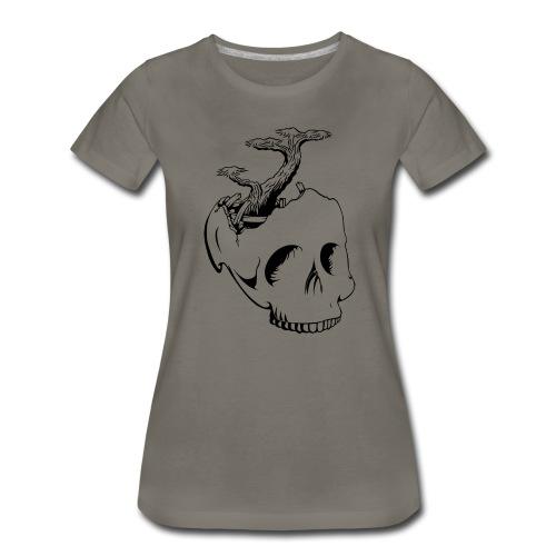 OG Skull - Women's Premium T-Shirt