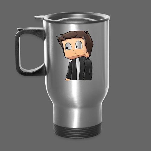 MineCrafterPM Travel Mug - Travel Mug