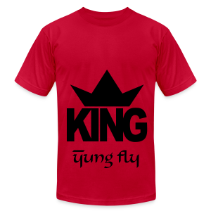 King Yung Fly - Men's T-Shirt by American Apparel