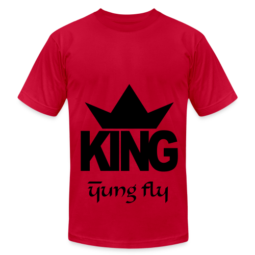 King Yung Fly - Men's Fine Jersey T-Shirt