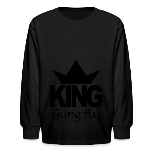 King Yung Fly - Kids' Long Sleeve T-Shirt