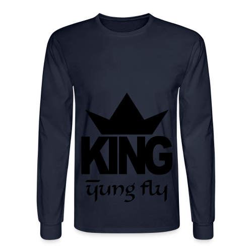 King Yung Fly - Men's Long Sleeve T-Shirt