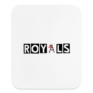 Royal Mouse Pad - Mouse pad Vertical