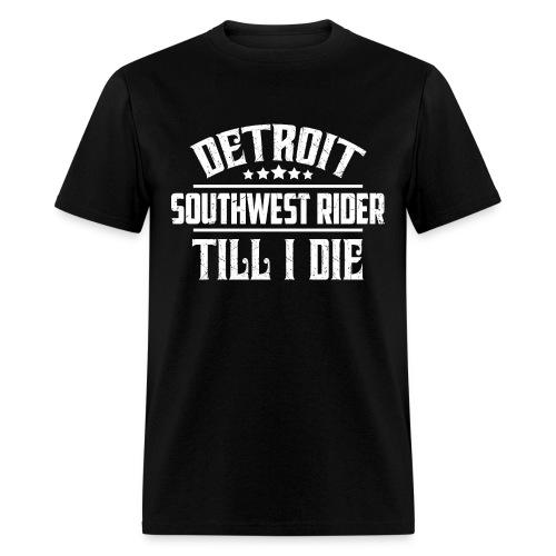Detroit Southwest Tee - Men's T-Shirt