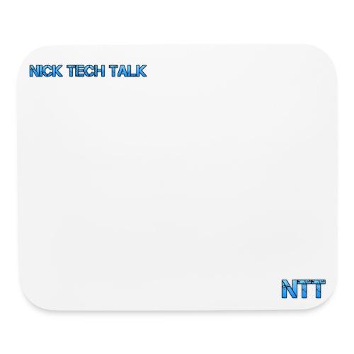 NTT Logo Mouse Pad - Mouse pad Horizontal