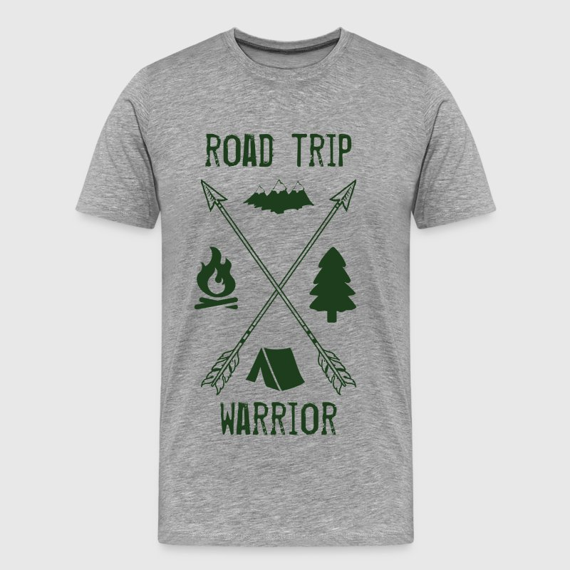Trip Warrior - Men's Premium T-Shirt