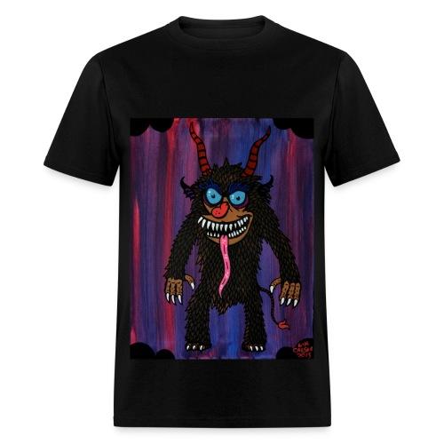 Krampus 1 - Men's T-Shirt