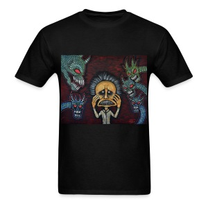 Demons Mind - Men's T-Shirt