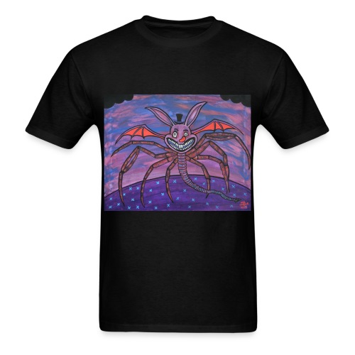 weird rabbit - Men's T-Shirt
