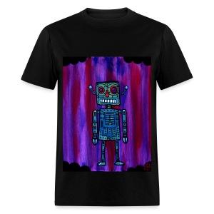 Robot  - Men's T-Shirt