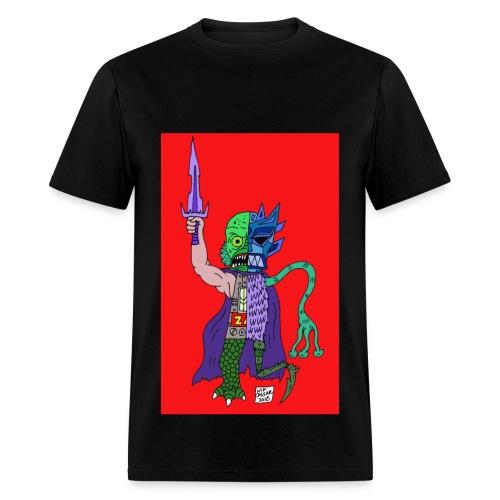 Wram Monster - Men's T-Shirt