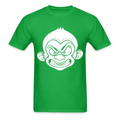 Dapp'd Monkey Green - Men's T-Shirt
