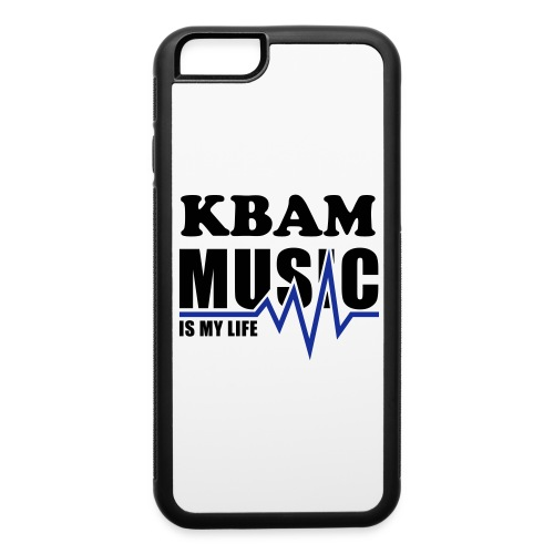 KBAM Music Iphone 6/6plus - iPhone 6/6s Rubber Case