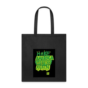 Weird Bag  - Tote Bag