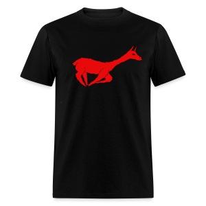 Running Alpaca Logo Tee - Men's T-Shirt