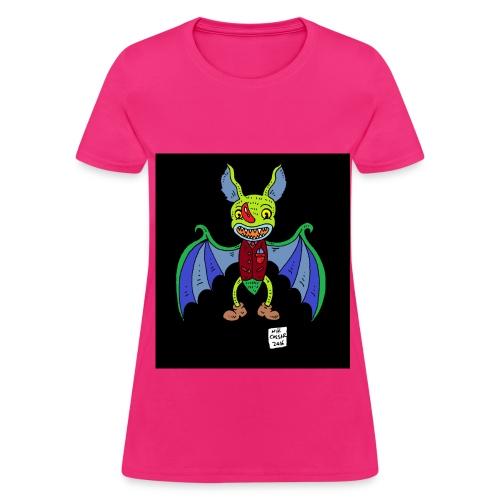 Bat Snazzy  - Women's T-Shirt