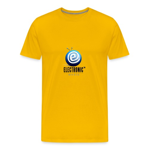 Yellow Fast Life - Men's Premium T-Shirt