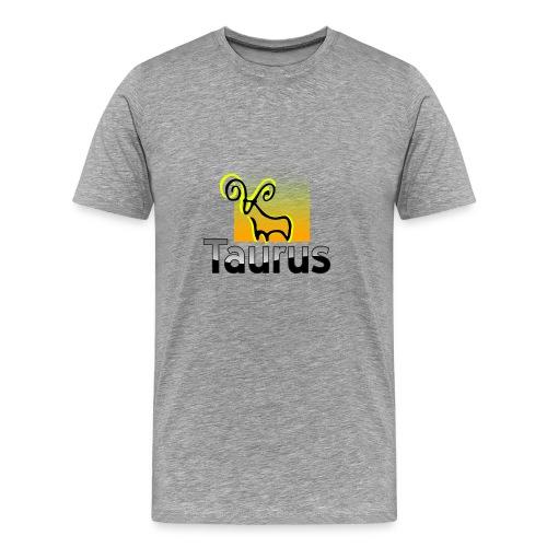 Taurus Life - Men's Premium T-Shirt
