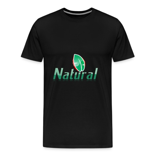 Natural Life - Men's Premium T-Shirt