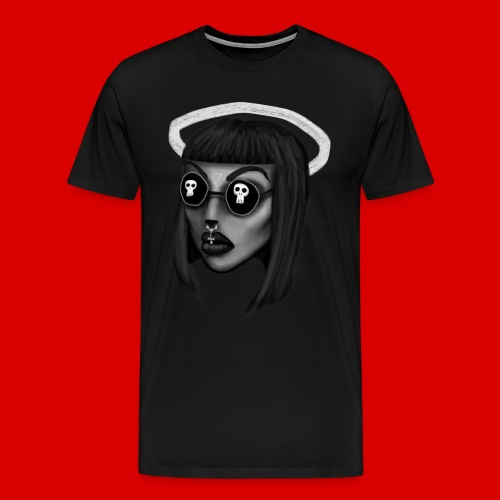 BOSS ASS WITCH : Men's Premium T-Shirt - Men's Premium T-Shirt