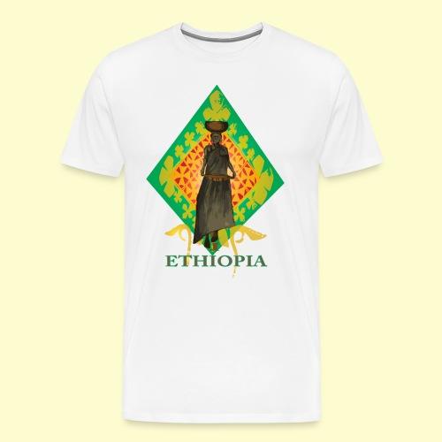 Ethiopia - Men's Premium T-Shirt