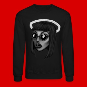 BOSS ASS WITCH : Crewneck Sweatshirt - Crewneck Sweatshirt