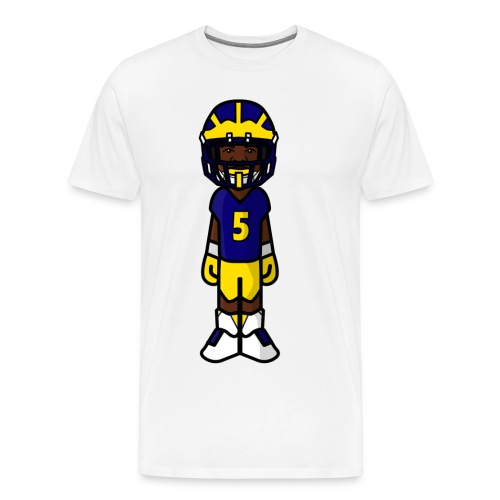 Michigan T-Shirt #5 - Men's Premium T-Shirt