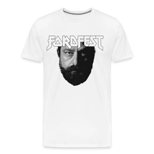 Mens Sean Rowe FordFest Adult - Men's Premium T-Shirt