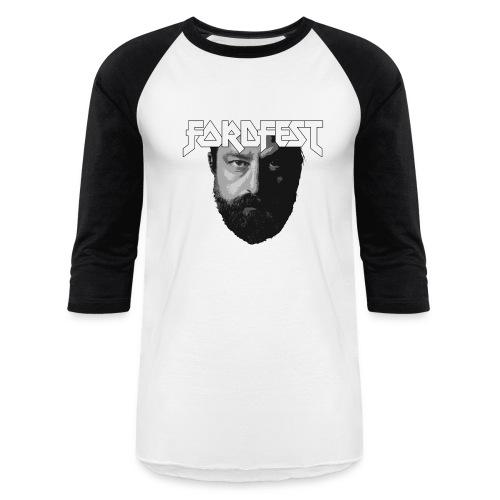 Mens baseball Sean Rowe FordFest - Baseball T-Shirt