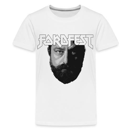 Kids Sean Rowe Ford Fest T - Kids' Premium T-Shirt