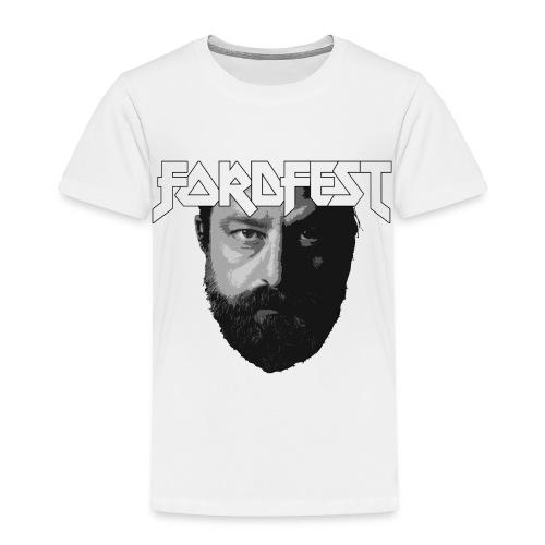 Toddler Premium T-Shirt sean Rowe FordFest - Toddler Premium T-Shirt