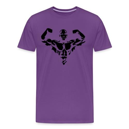 BodyBuilder Premium T-shirt - Men's Premium T-Shirt